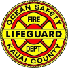 Kauai County Ocean Safety Logo