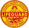 Maui County Lifeguard Logo